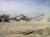 crifi crushing plant