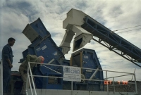 Fixed plant with impact crusher CRM - ETHIOPIA