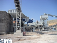 PRIMARY CRUSHING GROUP 200 T/H - ALGERIA