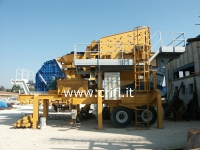 crifi mobile crushing plant