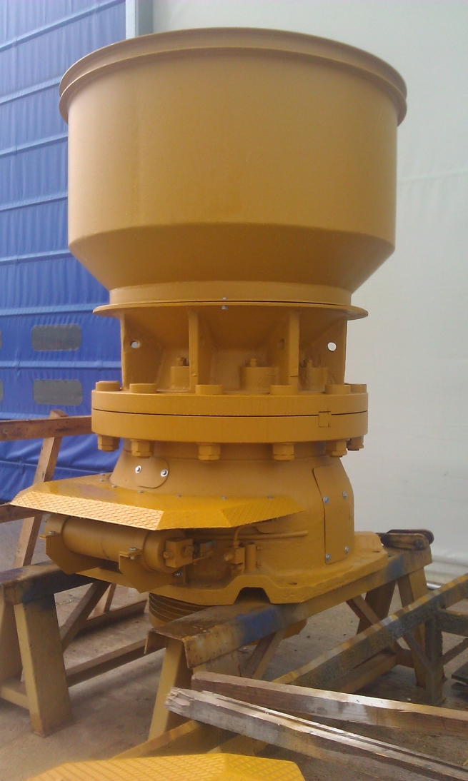 USED CONE CRUSHER