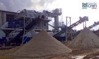 QUARTZ SAND TREATMENT FIXED PLANT