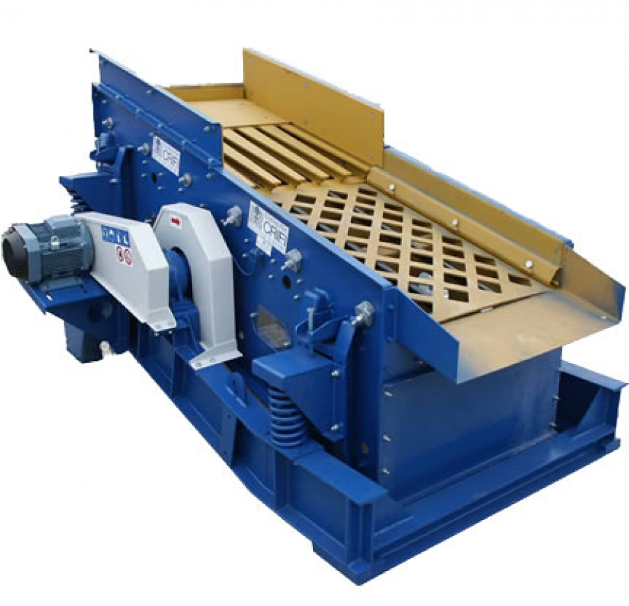 VSG - GRIZZLY VIBRATING SCREEN