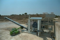 Mobile crushing unit - ITALY