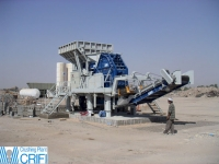 Mobile recycling unit - IRAQ