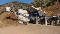 Primary mobile crusher - Algeria